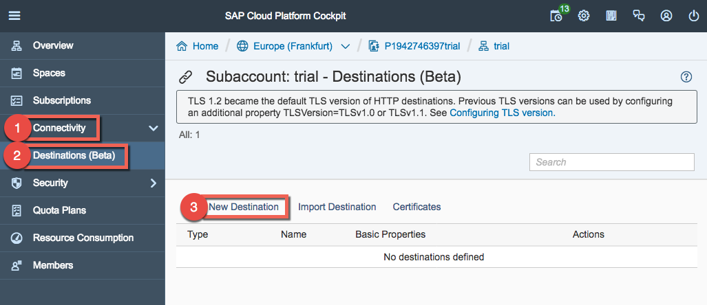 Part 2: How to use SAP Cloud Platform Connectivity and Cloud