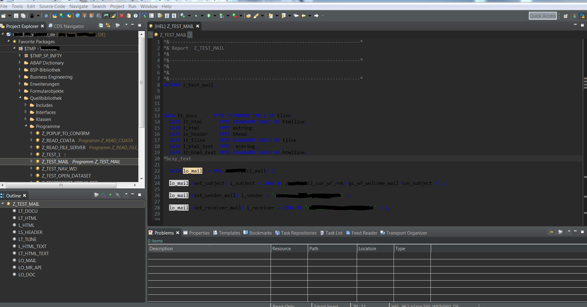 Darkest Dark Theme for Eclipse with ADT   SAP Blogs