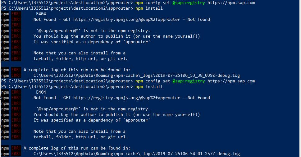 Step 7 with SAP Cloud SDK: Secure your Application on SAP Cloud