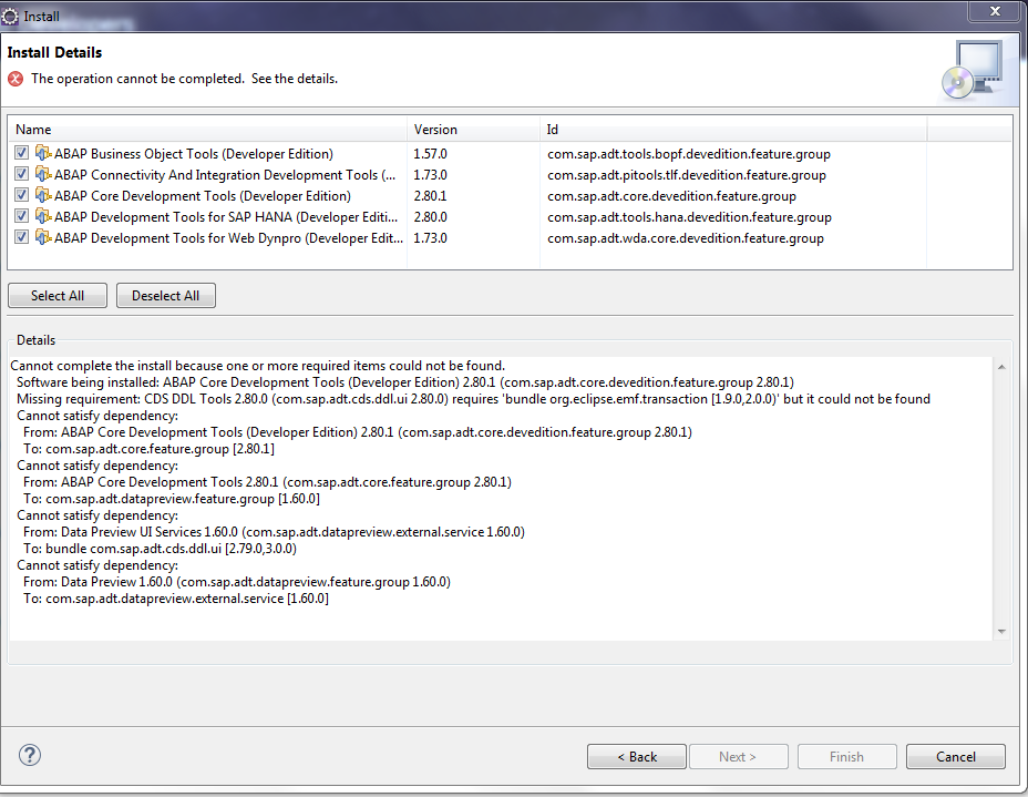 ABAP Development Tools 2 80 benefits from Eclipse Oxygen   SAP Blogs