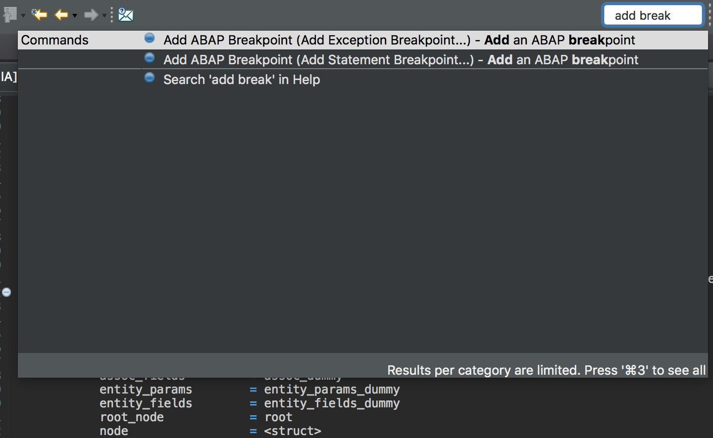 ABAP Development Tools 2 80 benefits from Eclipse Oxygen
