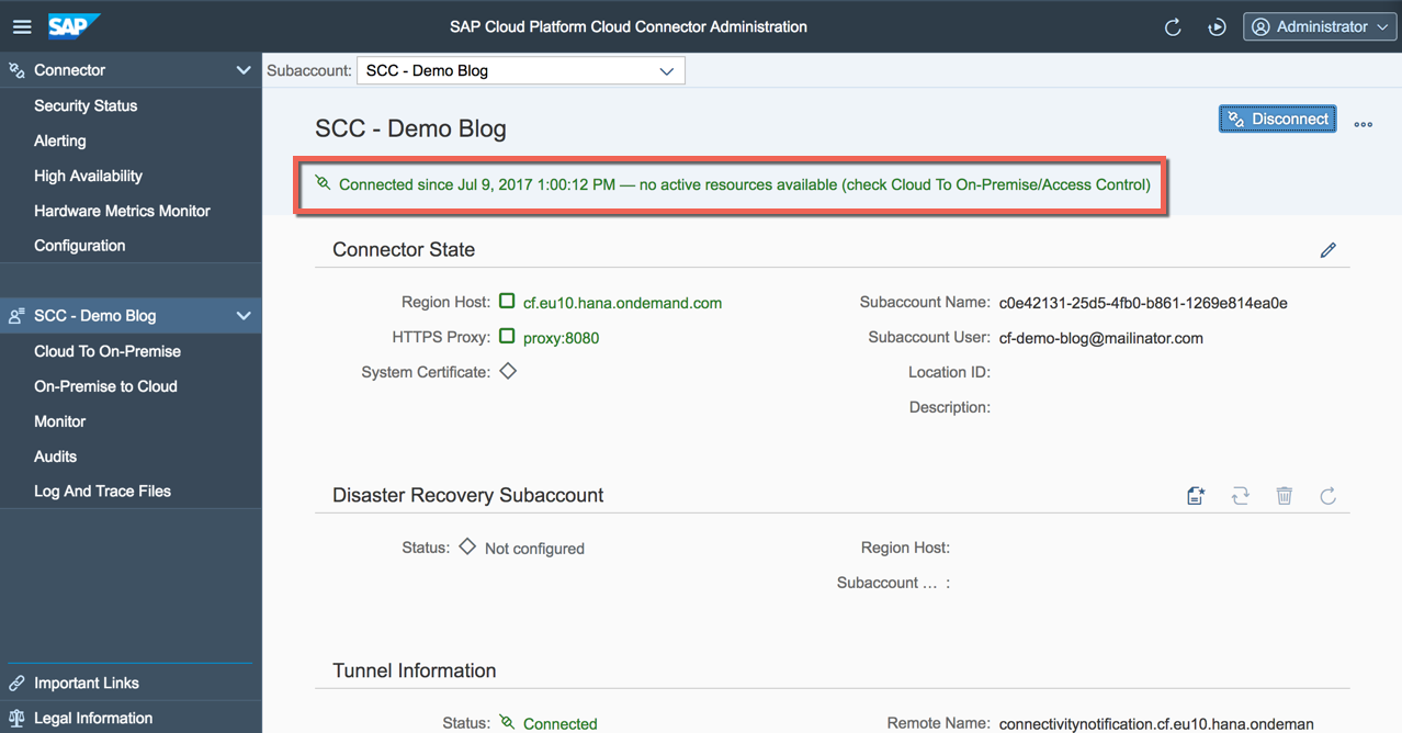 Part 1 How To Use Sap Cloud Platform Connectivity And Following Table Represents The Wiring Connections That Worked For Me Notification Mentions No Active Resources Available Lets Do It Add Our Odata Service Of On Premise Backend System Fiori Reference