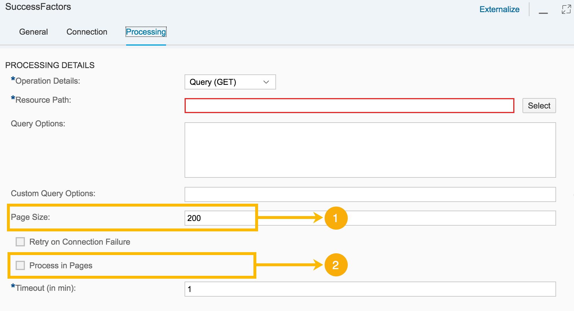 Handling Large Data With SAP Cloud Platform Integration