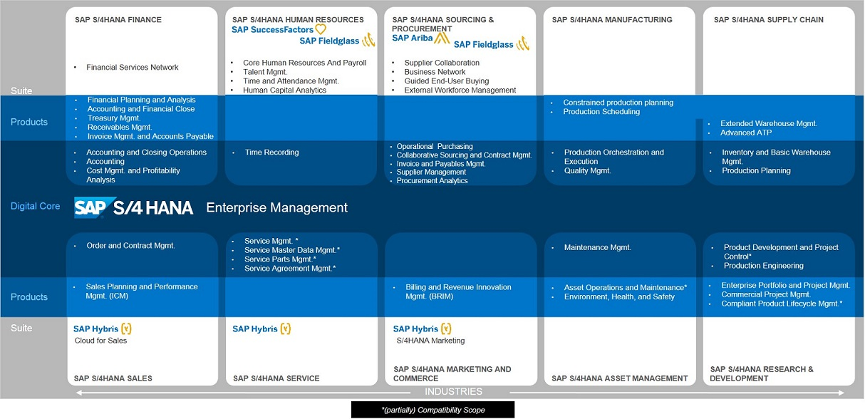 Sap S 4 Hana Simple Logistics Overview For Consultants