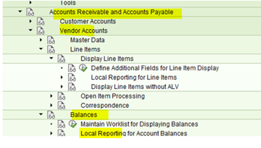Sap fi reports for financial reconciliation and analytics for Cost to build report