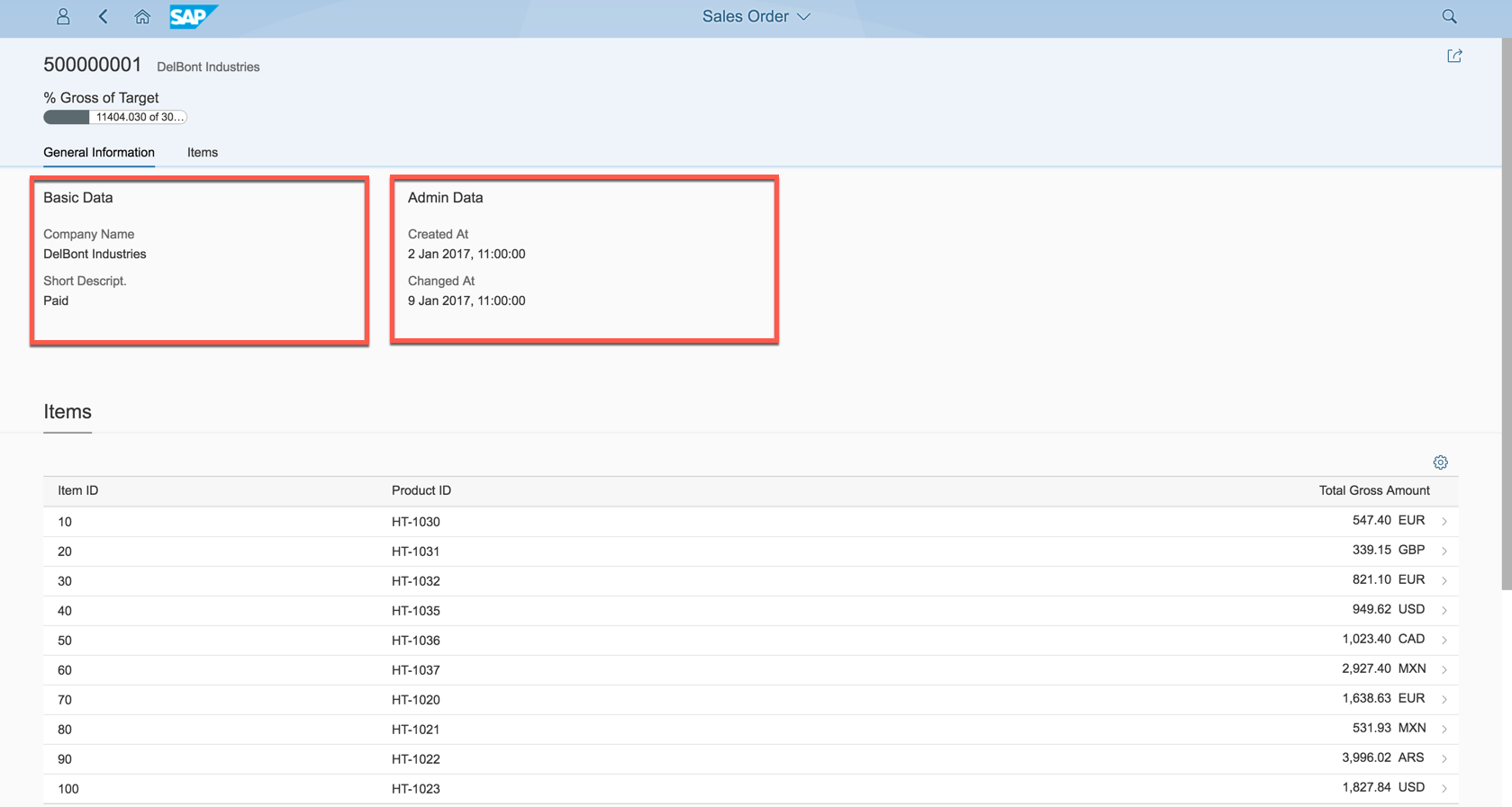 fiori elements how to develop an object page sap blogs