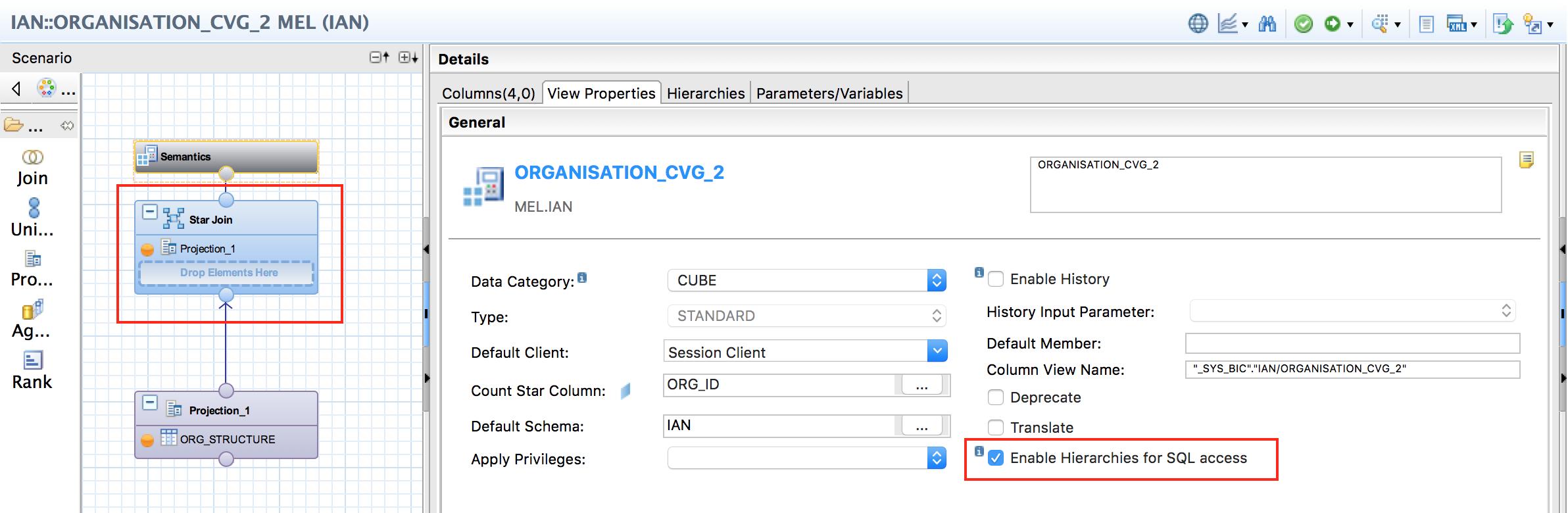 Working with SAP HANA Parent Child Hierarchies | SAP Blogs