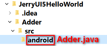 Step by step to create a custom Cordova plugin for Android and