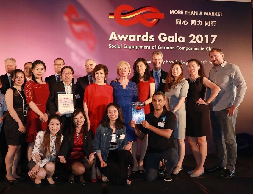 sap labs china_SLN Spotlight_SAP Labs China: SAP Labs China's Innovative CSR Program Wins Public ...