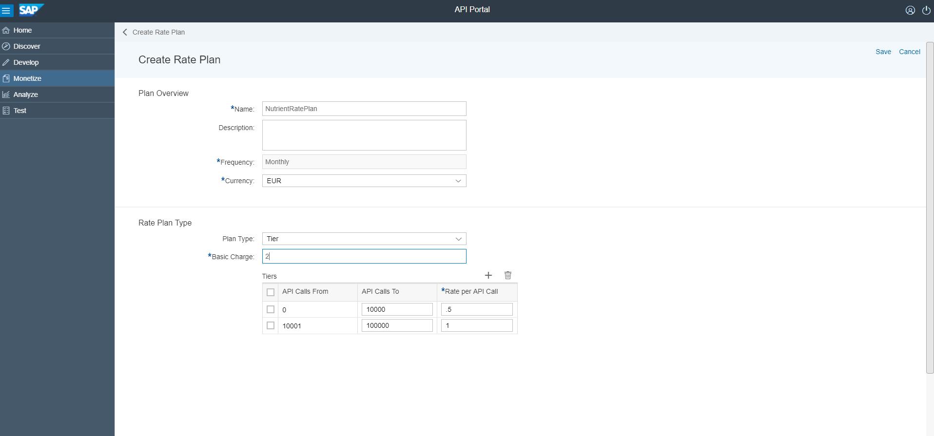 Data as Service -monetize your API-Part 2/2   SAP Blogs