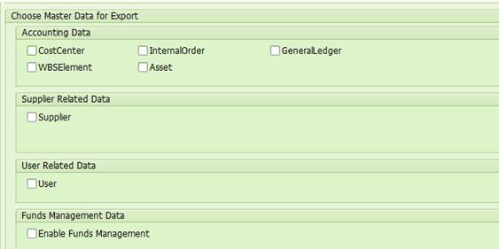 Ariba master data extraction program | SAP Blogs