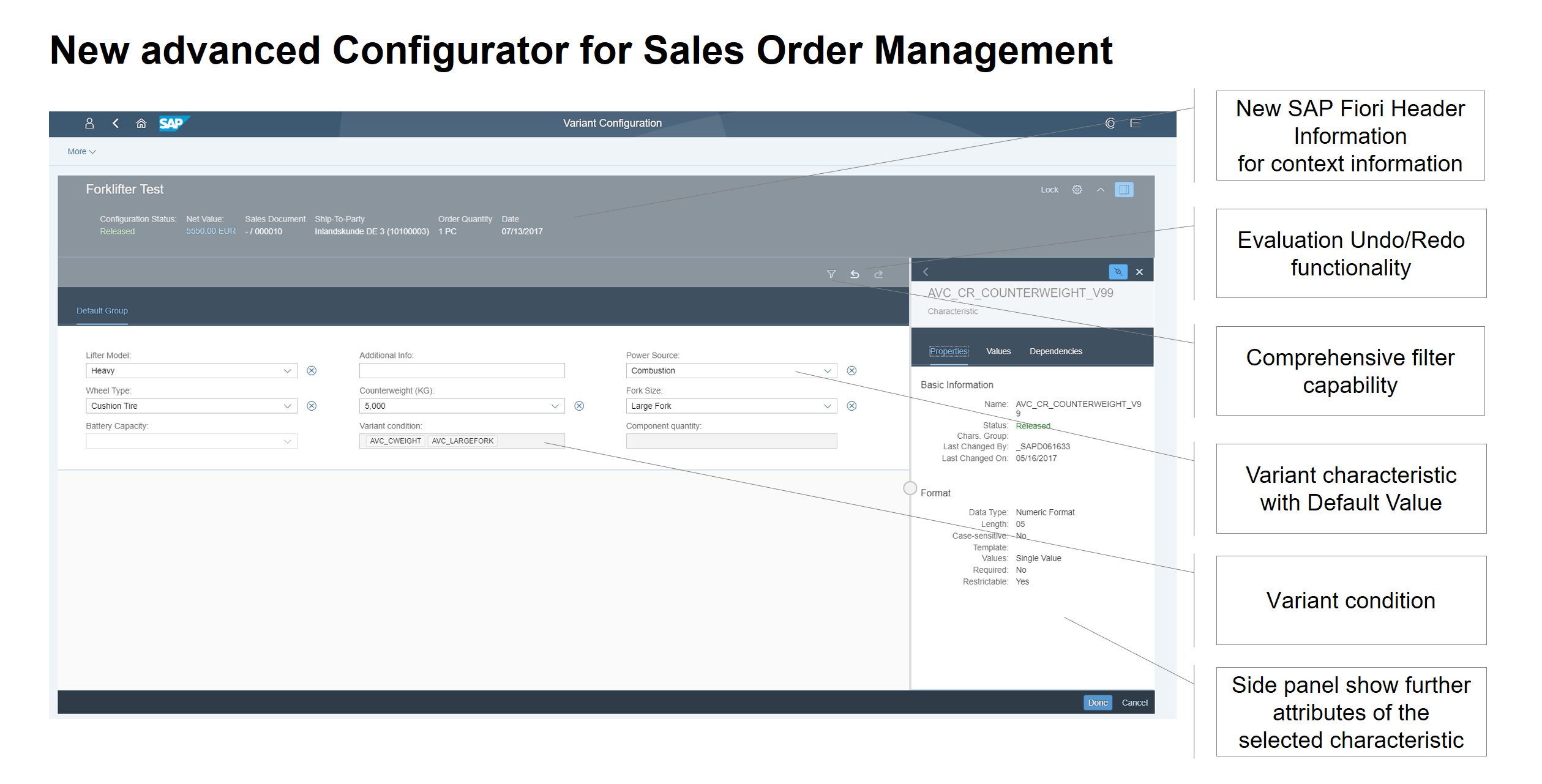 S4hana 1709 Use Case Series 3b Advanced Variant Configuration Tech View Sap Blogs