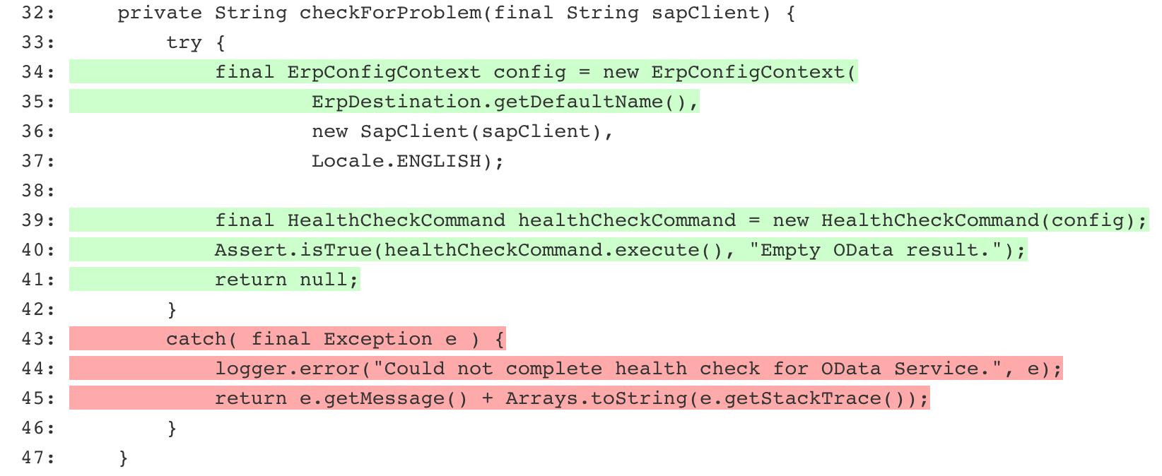 Step 16 with SAP Cloud SDK: Quality Checks   SAP Blogs