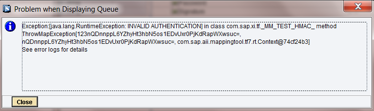 Rest/Json HMAC Authentication using Secret Key | SAP Blogs