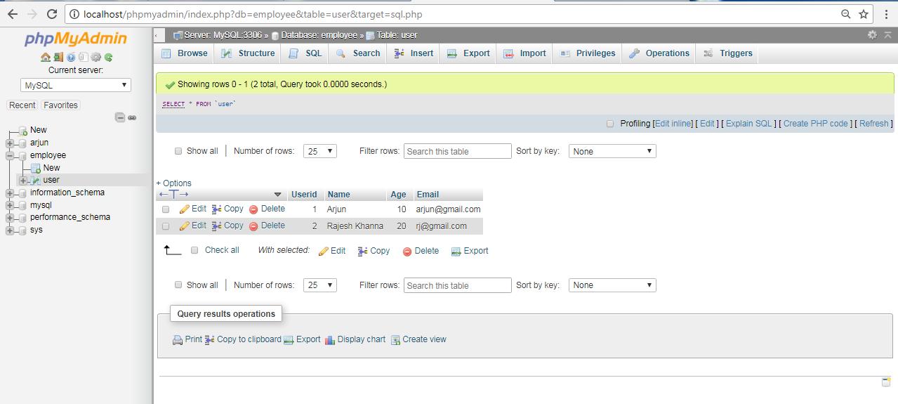 Connecting SAPUI5 with MySQL   SAP Blogs
