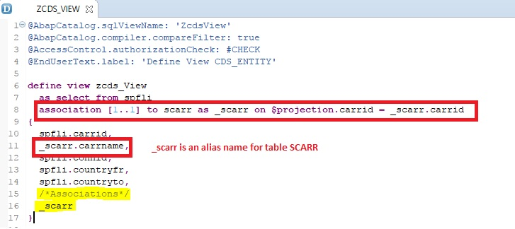 ABAP Core Data Services – Part 2(Types of CDS Views) | SAP Blogs