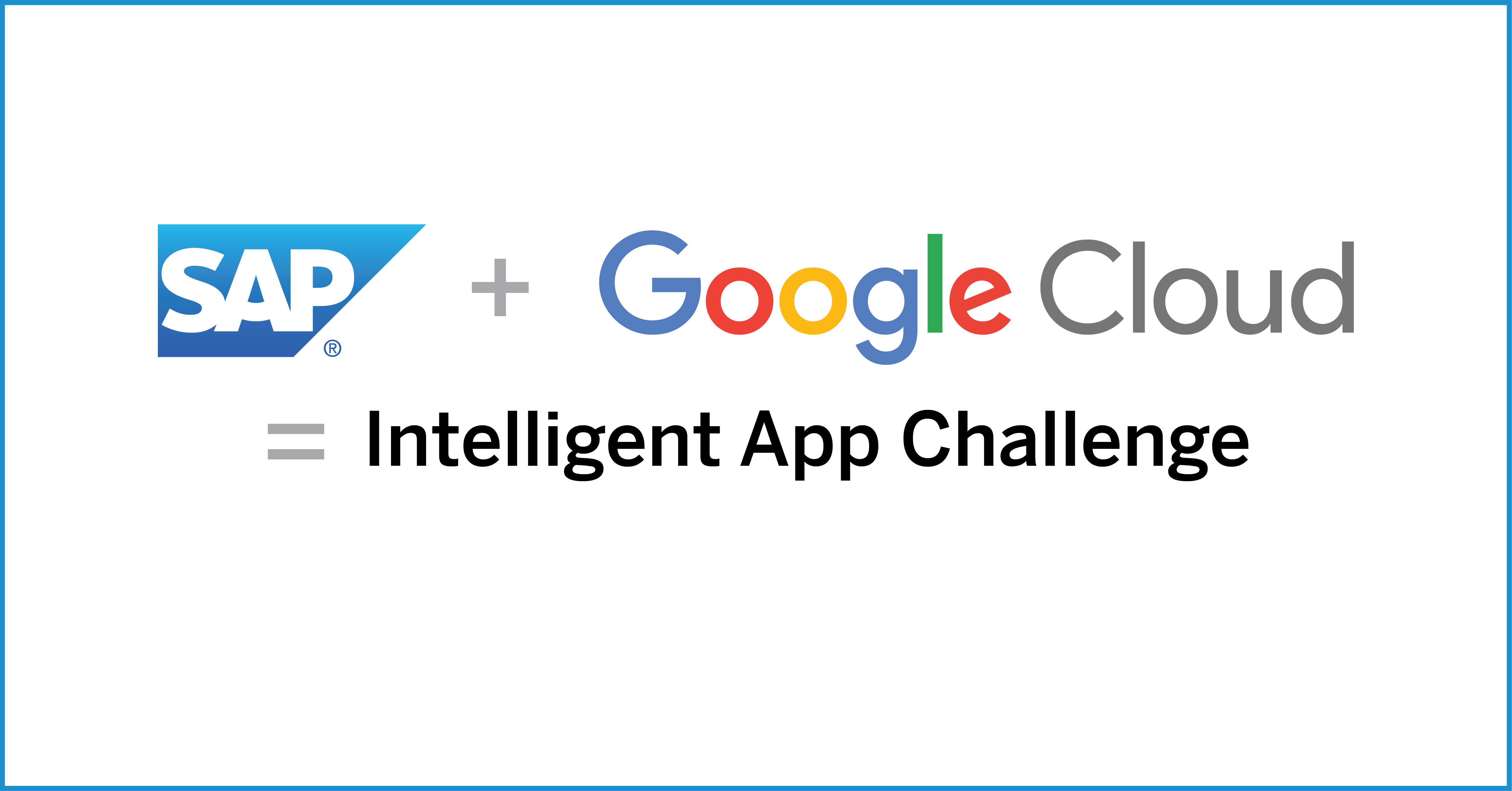 Announcing the Winners of the Intelligent App Challenge