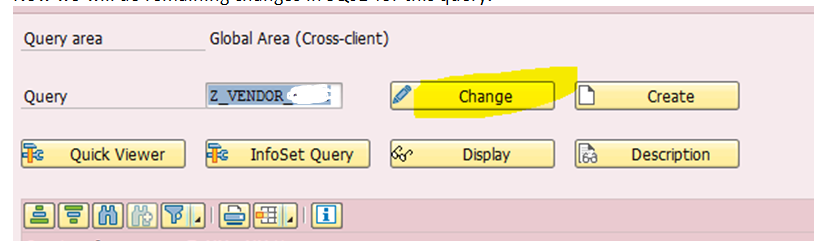 how to create infoset query in sap