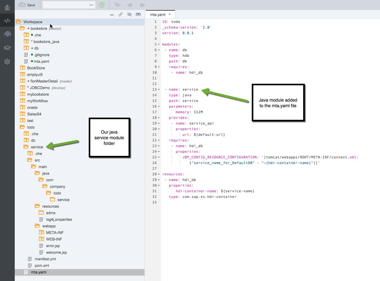 SAP Web IDE Ninja #4: Develop Full-Stack To-Do app in SAP