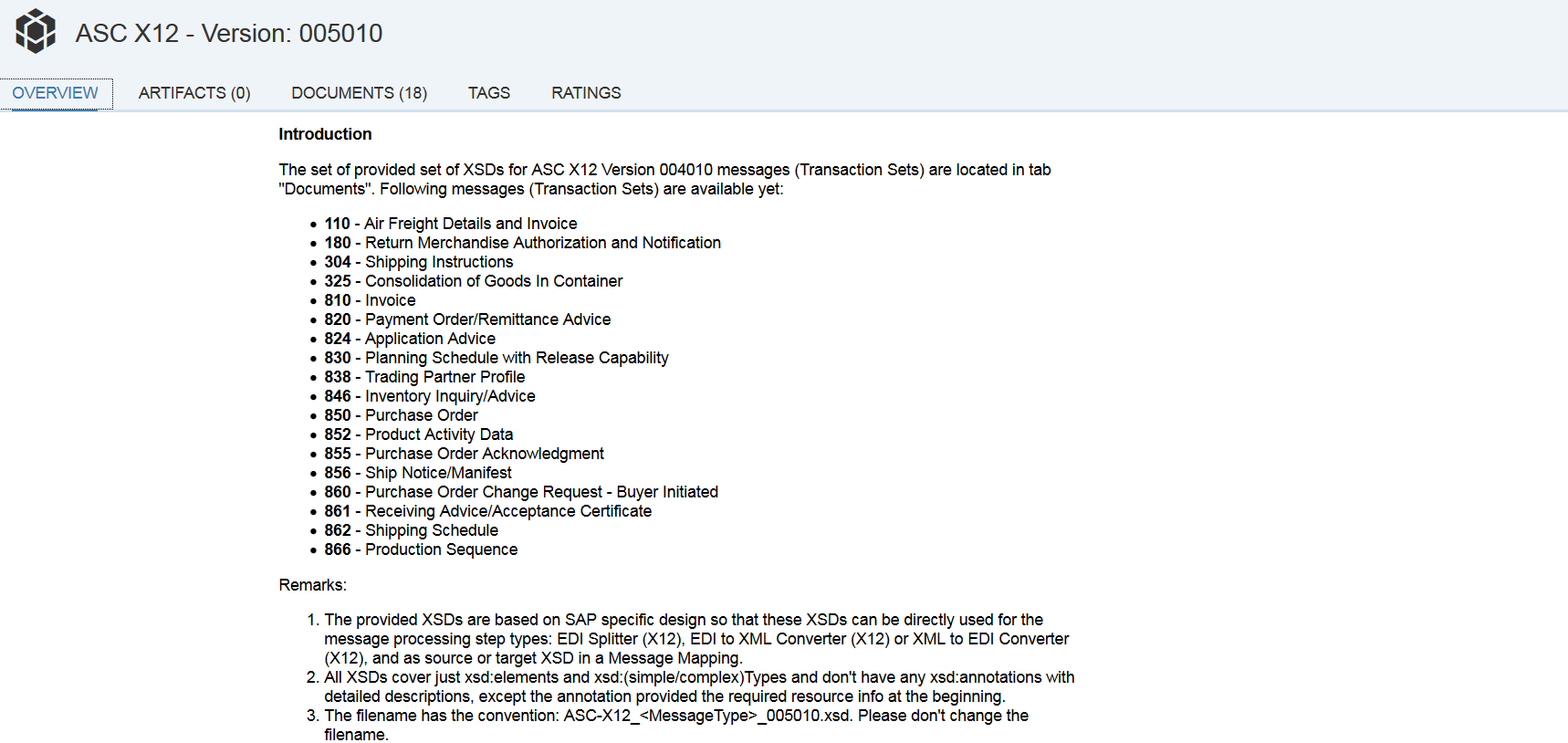 Few Cents SAP CPI/HCI EDI Iflow with 997 | SAP Blogs