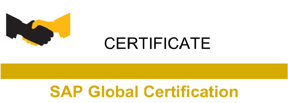 Sap Certification The Myths And The Reality Sap Blogs