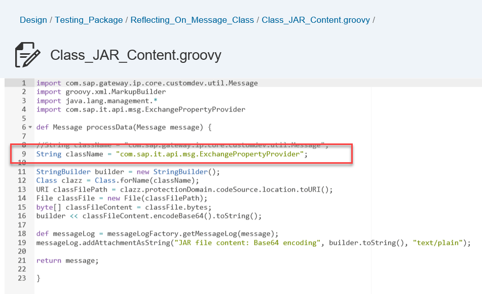 How) Do You Test Your Groovy Scripts? | SAP Blogs