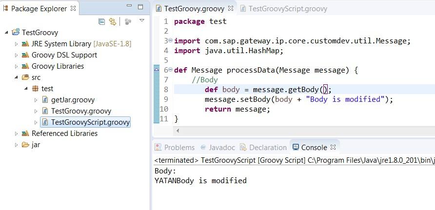 How) Do You Test Your Groovy Scripts?   SAP Blogs