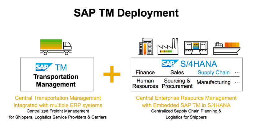 Transportation Management With Sap Tm Book