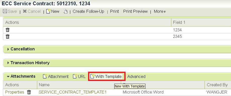 How to check whether a field in word template is filled