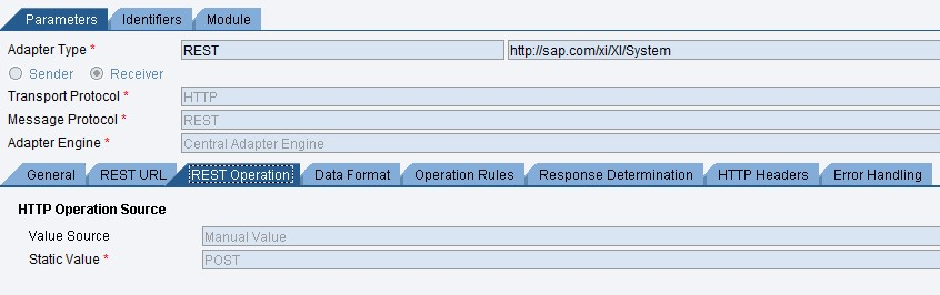 Payoneer payments using REST API Integration via SAP PO with REST