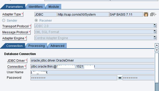 SAP PI Proxy to JDBC Scenario | SAP Blogs