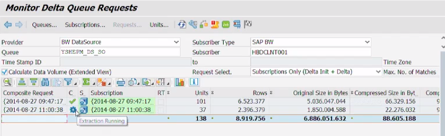 Data Provisioning Options for SAP BW (ODP) with ODP DEMO