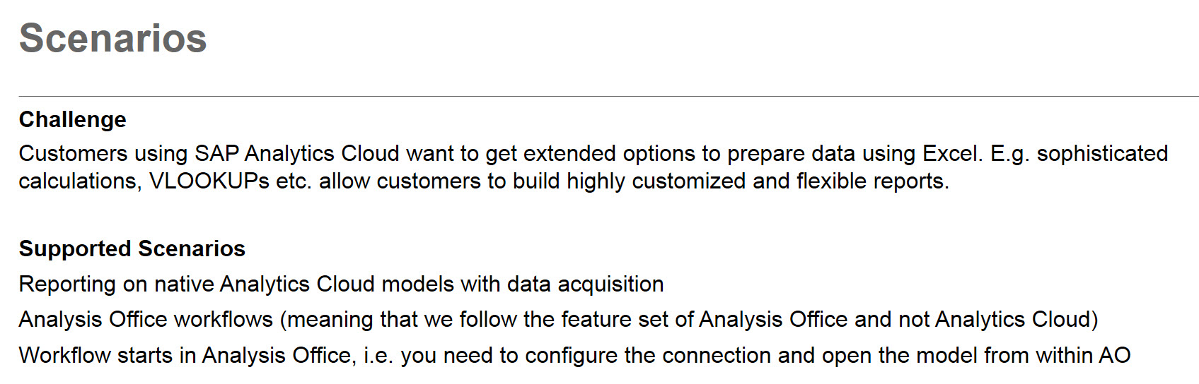 ASUG Webcast: What's New in Analysis Office 2 6 Recap | SAP Blogs
