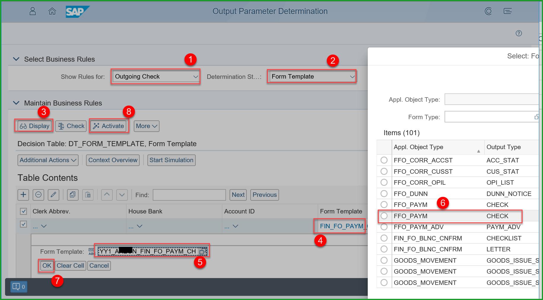 Output Management – Customize Content Form for Outgoing Check | SAP ...