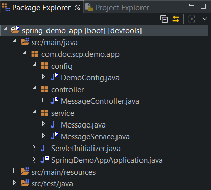 Centralized Configuration of Spring Boot Applications Using
