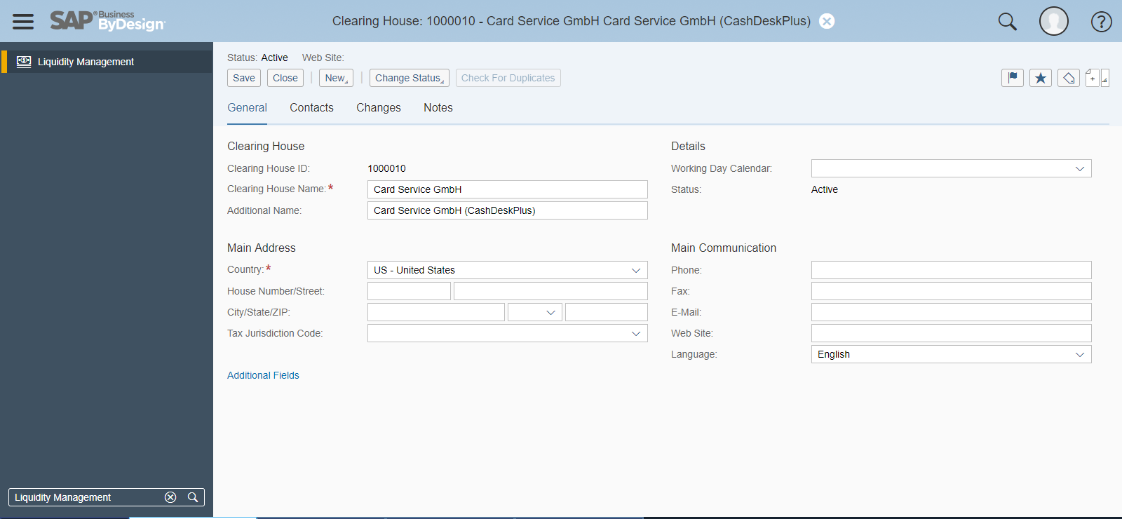 Integrate SAP Customer Checkout Point-of-Sales with SAP