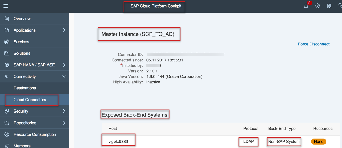 SAP Cloud Integration – Cloud Connector & LDAP Integration | SAP Blogs
