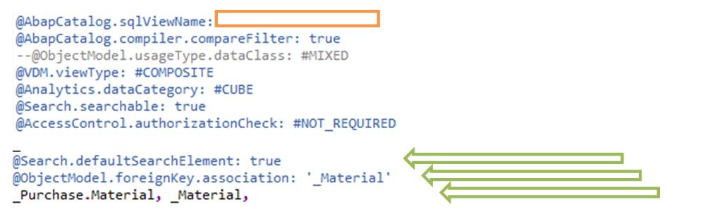 S/4 HANA F4 Help values, Key & Text display in ABAP CDS