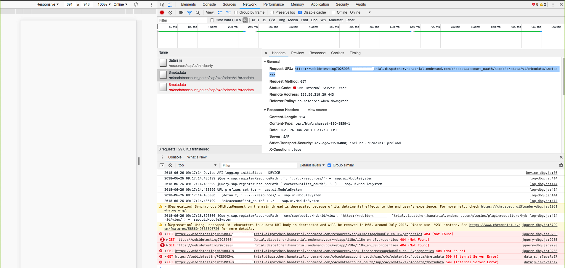 Configuring OAuth 2 0 between SAP Hybris Cloud for Customer