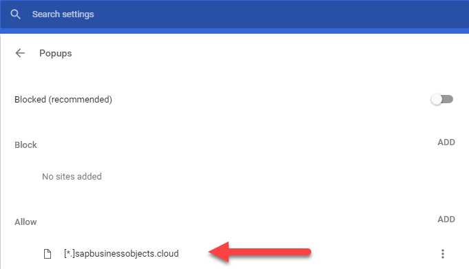 Live Data Connection: SAP BW/4HANA to SAP Analytics Cloud