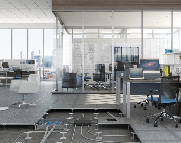 How IT Companies Use Raised Access Flooring SAP Tips And Tricks - What is access flooring