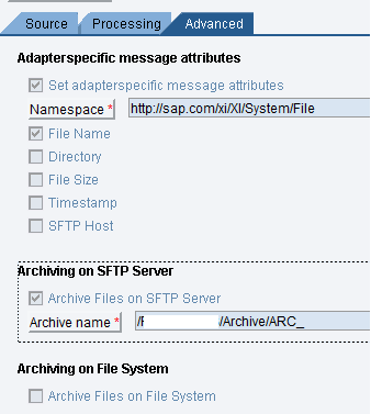 SAP PI SFTP Adapter Authentication | SAP Blogs