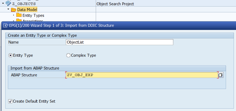 Implementing search the S/4HANA way - SAP Blogs