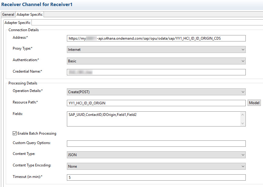 Setup of CPI iFlow with Custom Business Object - What is SEO?
