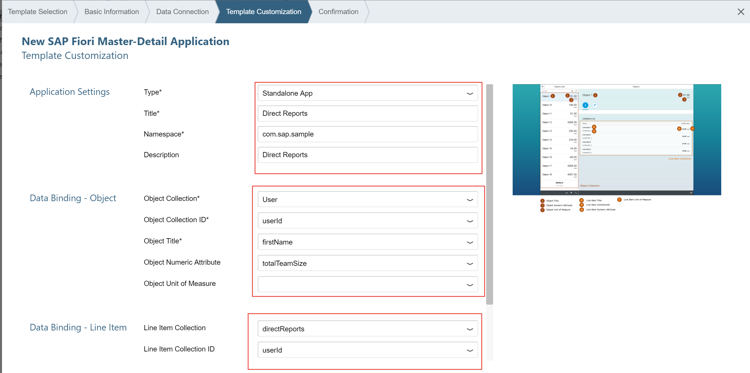 Create HTML5 based SuccessFactors extension app on SAP Cloud ...