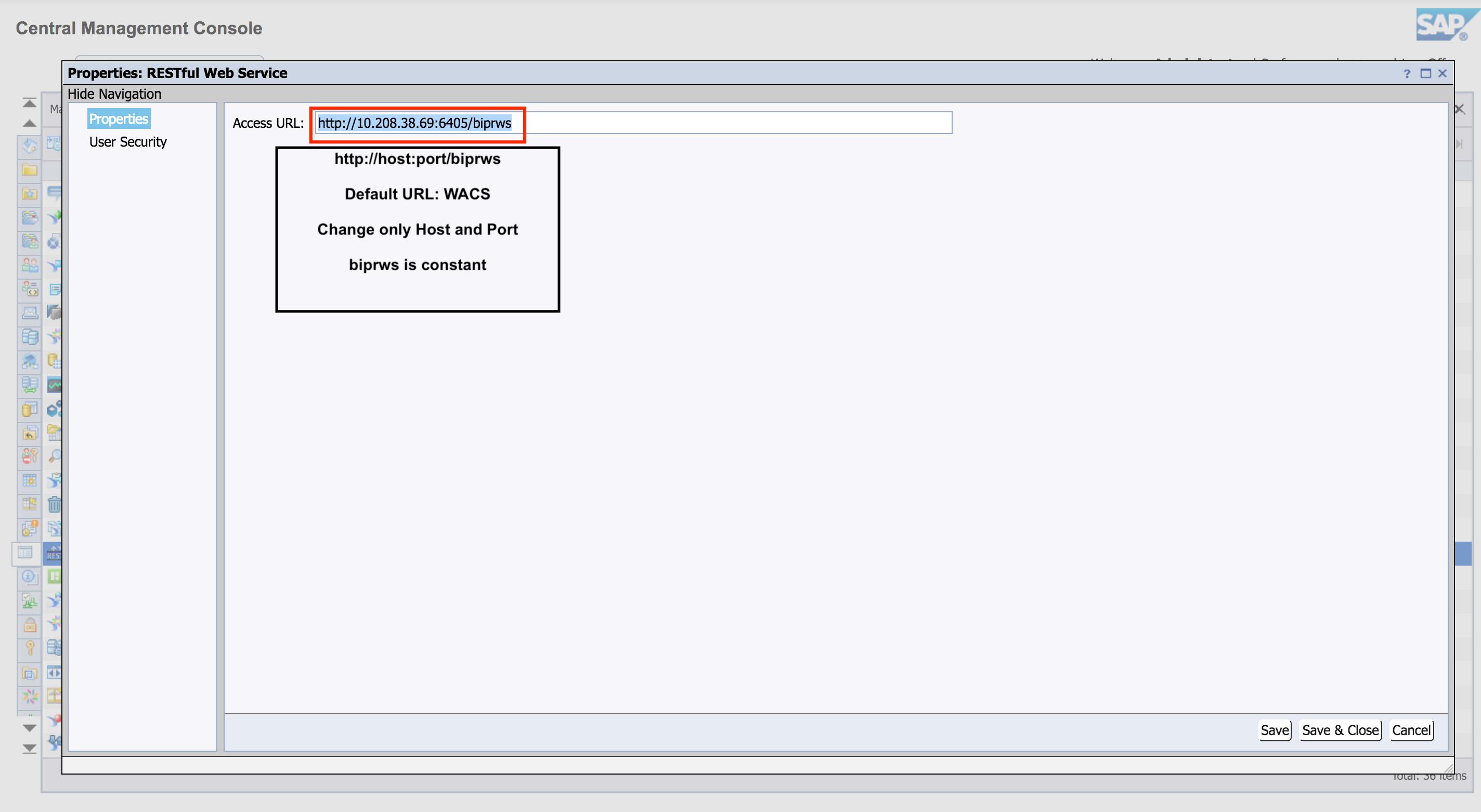 BI Platform REST SDK (RWS) in BOE 4 2 | SAP Blogs