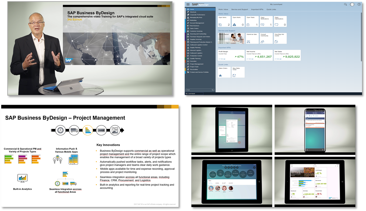 3rd Edition Business Bydesign Video Training Available Now Sap Blogs