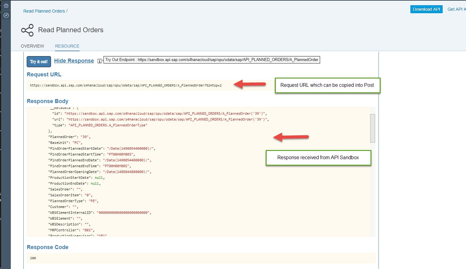Part 1: Discover, Explore and Consume SAP S/4HANA Cloud APIs in SAP