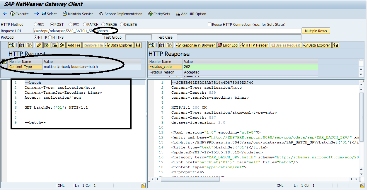 implementing batch operations in odata sap blogs
