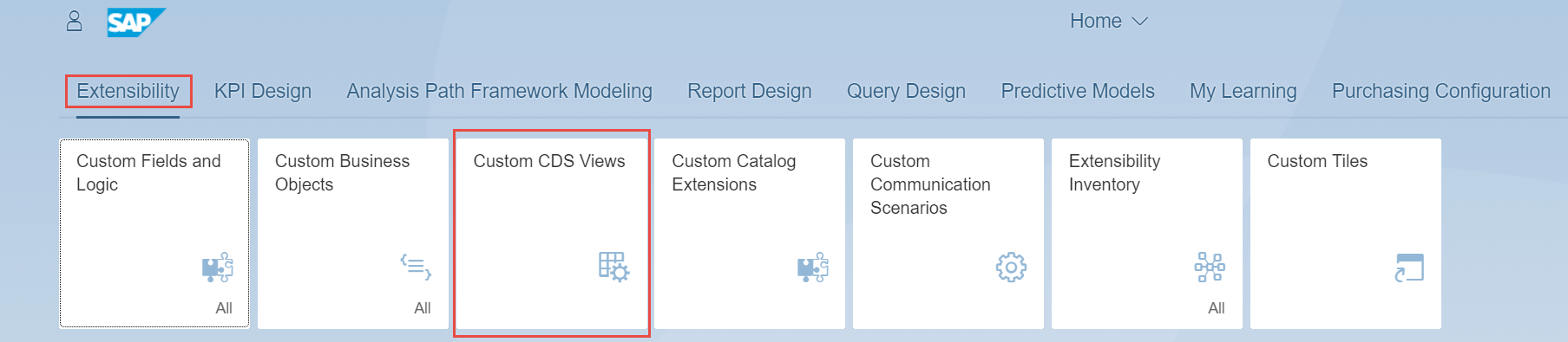 Create CDS views in SAP S/4HANA Cloud and consume them as